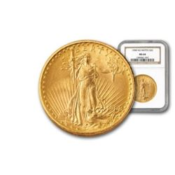 1908 NM MS 64 NGC or PCGS $20 Gold Saint