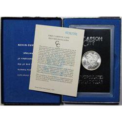 1882 CC GSA KEY DATE Morgan Dollar