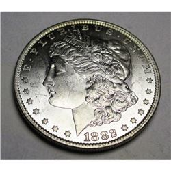 1882 O Better Date Morgan Silver Dollar