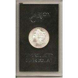 1883 CC GSA UNC Morgan Silver Dollar
