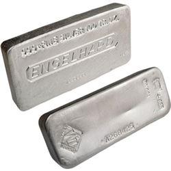 (1) Random Maker 100 oz. Silver Bar