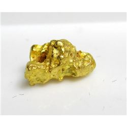 2.48 gram Natural Alluvial Gold Nugget