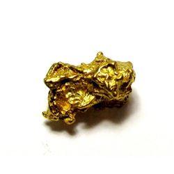 2.44 gram Natural Gold Nugget