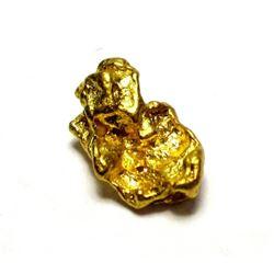 2.19 Gram Natural Gold Nugget
