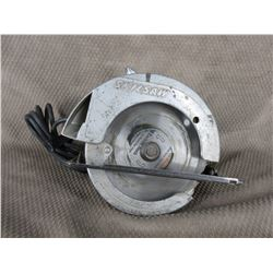 Skil Saw Model 574C 7 1/4 Blade