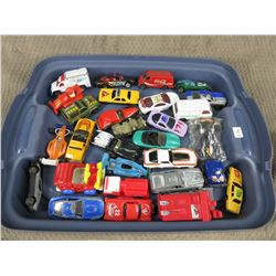 28 Misc. Hot Wheel Type Cars and Toys