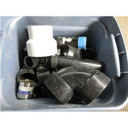 Tote of ABS Fittings