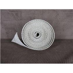 Flat Gasket Braided Fiberglass Rope