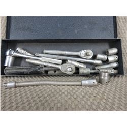 1/4 Inch Socket Set in Metal Box
