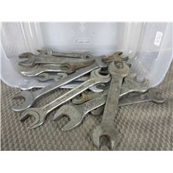 Selection of Open End Wrenches