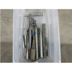 Selection of Metal Chisels