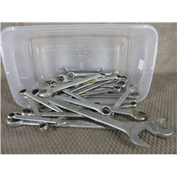 Selection of Combination Wrenches