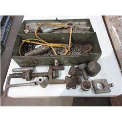 Tool Box of Misc. Items - Very Heavy