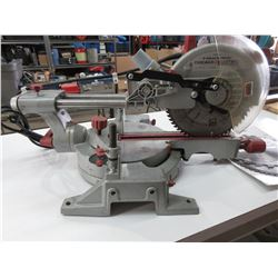 "Chicago Electric 10"" Compound Miter Saw & 2 Extra Blades"