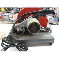 Makita Portable Cut-Off Model 2414 plus 6 Cut-Off Wheels