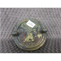 Timber Jack Oil Cap with Donkey