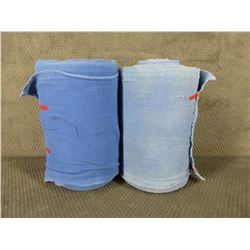 2 - 10 inch rolls of Linen Cloth