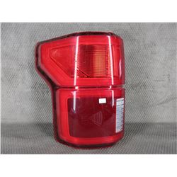 2020 Ford F350 Left Tail Light