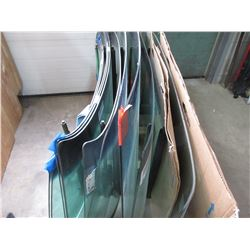 NOS Windshield for 1977-92 Limo or Hearse (not all models)