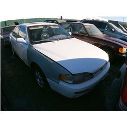 TOYOTA CAMRY 1996 SALV T/DONATION