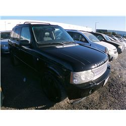 LAND ROVER RANGE ROVER 2006 SALV T/DONATION