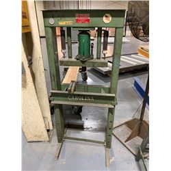 30 Ton Carolina H Frame Hydraulic Shop Press