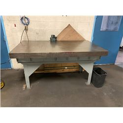 "72"" x 40"" Steel Surface Plate"