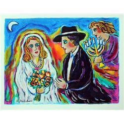 Alex Meilichson Moonlight Wedding