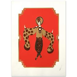 """Erte (1892-1990), """"Willow Tree"""" Limited Edition Serigraph, Numbered and Hand Sig"""