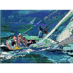 Sailing by LeRoy Neiman 215/275