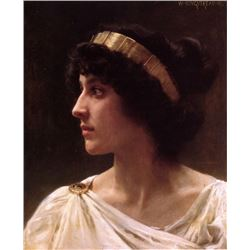 William Bouguereau - Irene