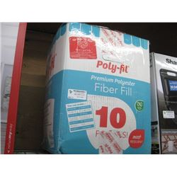 POLY FIL PREMIUM POLYSTER 10 POUNDS WORTH