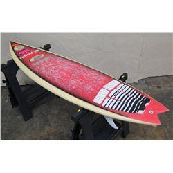"""6'2"""" Fat Boy Surfboard"""