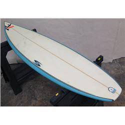 """6"""" Surftech Ultraflx Signed Surfboard"""