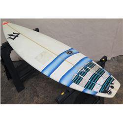 "5""10"" Windigo Surfboards Signed Surboard"