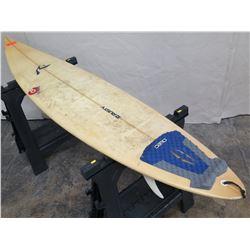 """7'1"""" OAM Surf Rusty Surfboard"""