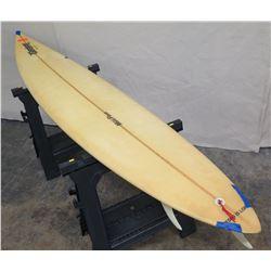 """8'6"""" Mario Flavio Electra Surf Long Surfboard"""