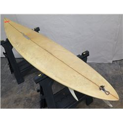 "7'4"" V. Rawson for Thierry Surfboard"