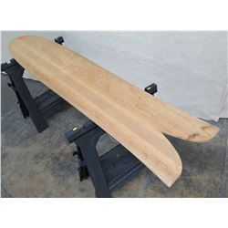 7' Home-Made Alaia Board
