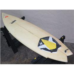 "6'3"" Al Merrick D. Sashimi Short Surfboard"