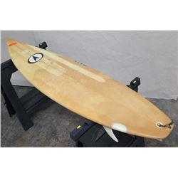 "6'2"" Byrne Surfboards Short Board"
