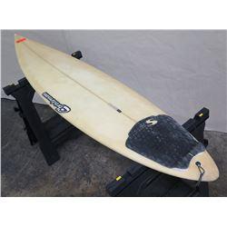 "6'5"" Chris Tenson Short Surfboard"