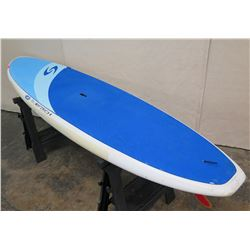 """10'6"""" Surftech Signed R. French SUP Stand Up Paddle Board"""