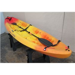 Ocean Kayak Malibu Two Tandem 2-Man Kayak & 1 Paddle