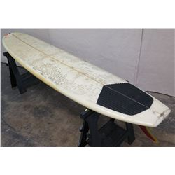 "10'9"" C. Bateman Surfboard"