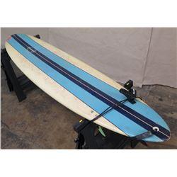8' Spade Long Surfboard