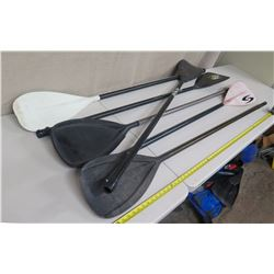 """Qty 6 Surftech 6'2"""" Stand-Up SUP Paddle (no handles)"""