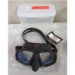 New HammerHead Ultra Clear Mask in Case (Retail $75)