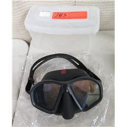 New HammerHead Ultra Clear Mask in Case (Retail $95)