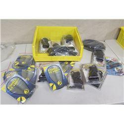 Multiple New Paddle Guard Kits, U.S. Divers & Ez-Plug Handles, etc